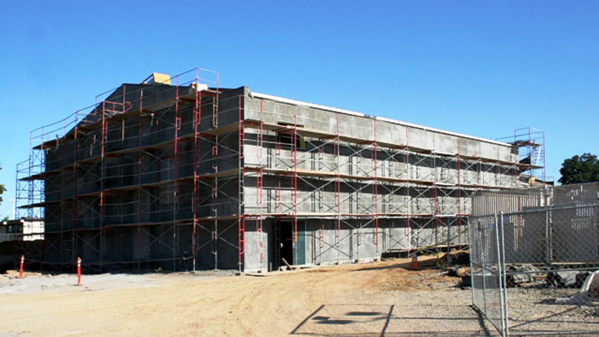 Mesa Verde High School – Innovative Construction Services, Inc