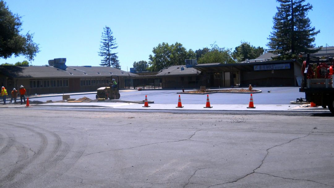 Cottage Elementary School - Paving 03