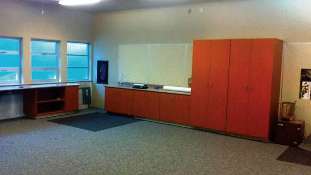 Silver Fork Elementary School - Modernization